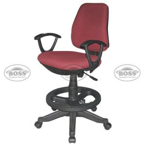 Computer Chair with Hydrolic Jeck with Ring