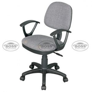 Boss B-505 Computer Revolving Chair with Hydrolic Jeck