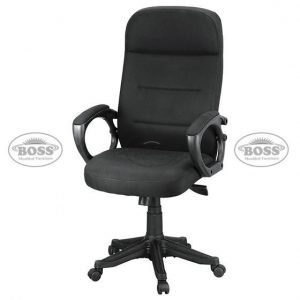 Boss B-524 Horizon High Back Revolving Executive Computer Chair