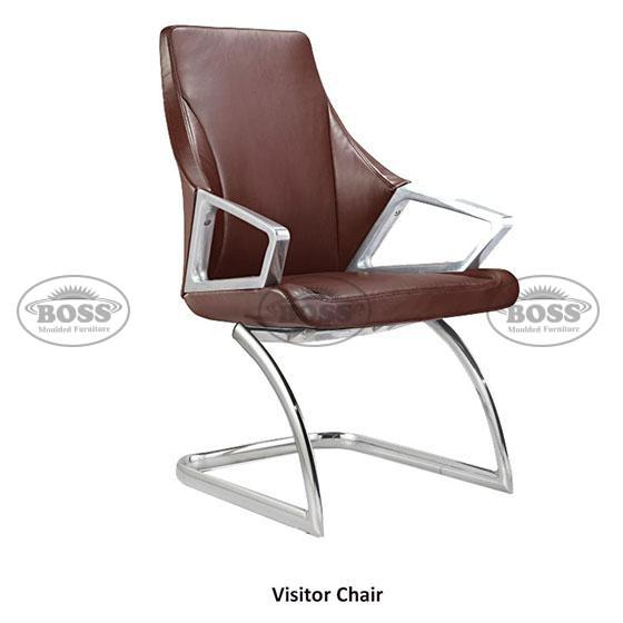 imported leather chair
