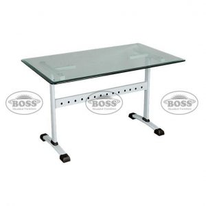 Rectangular Glass Table Medium